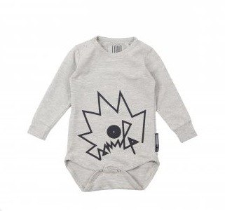 "2014 Fall Winter Loud apparel "" SMILE print "" section cotton baby clothing bag fart"