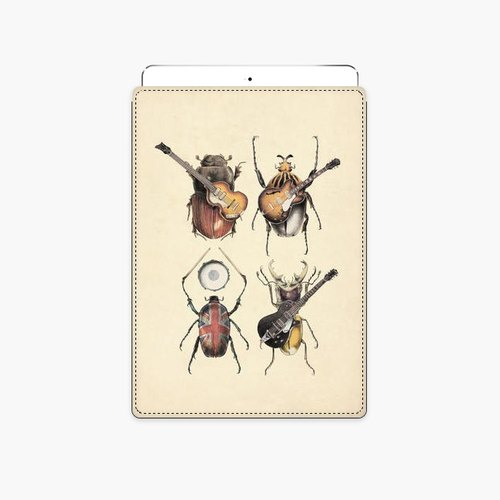 Snupped SpaceGlove Tablet Case - Meet the Beetles