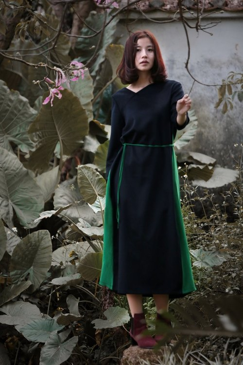 Goods. Clouds yarn 2015 autumn and winter long section of pure cashmere sweater female hedging cashmere sweater dress