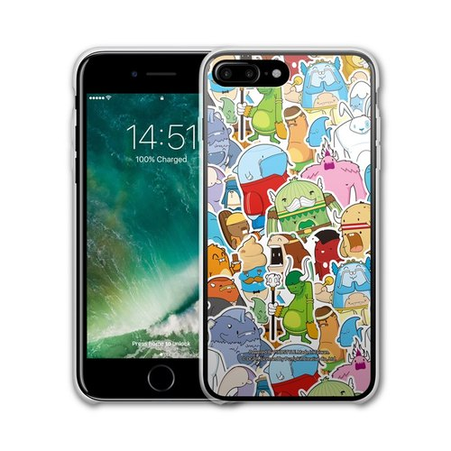 AppleWork iPhone 6 / 6S / 7/8 Plus Original Design Case - DGPH PSIP-214