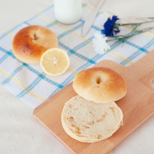 Bobi Bei fruit】 【Boobbi Bagel Bagel yellow lemon ginger