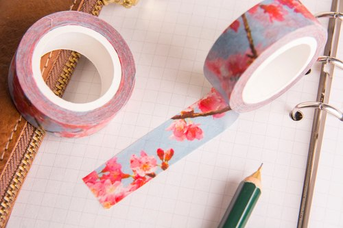 Washi Tapes:Sakura (Cherry Blossom)