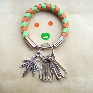 Turn key ring - Large - Optional color