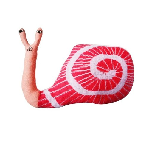 Stick the Snail pure wool doll | Donna Wilson