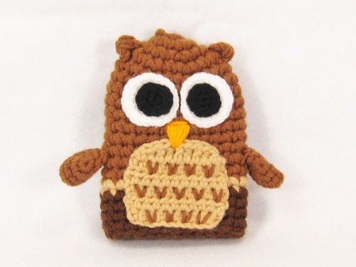 Owl - Key Holder