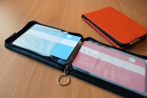 GOODJOB Basic Classic Series │ passbook storage folder