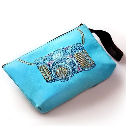 [GFSD] Rhinestone Boutique - go, come and go traveling - [PHOTO] Universal Pouch