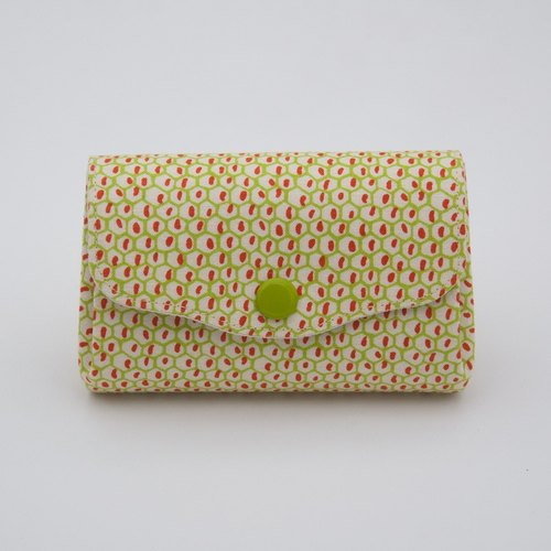 [Fei] cloth can be elegant as the US-based small objects housed three purse - Qing Qin green beans