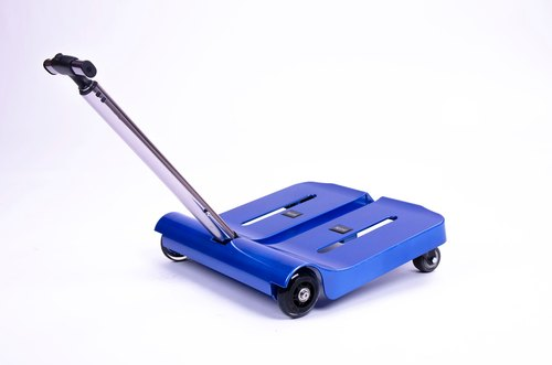【MYZOO】 MOSI pet magnetic car / blue