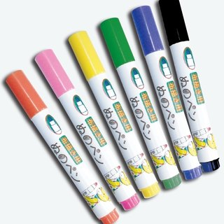 Fabric paint pen 6 color dress -86,021
