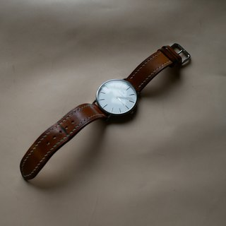 leather watch strap, watch band, custom made