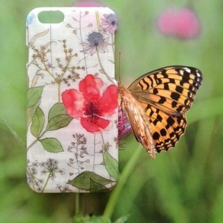 Liberty iphone6 ​​case (Irma Coral)