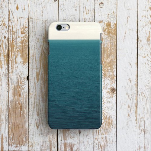 Ocean - Designer iPhone Case. Pattern iPhone Case. One Little Forest