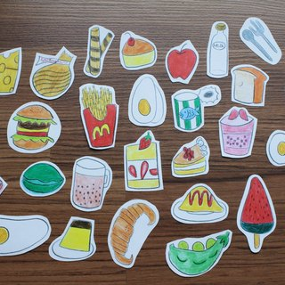 Sweet and salty | Stickers group