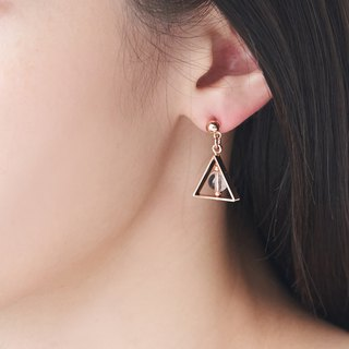 Hallow symbol Earrings