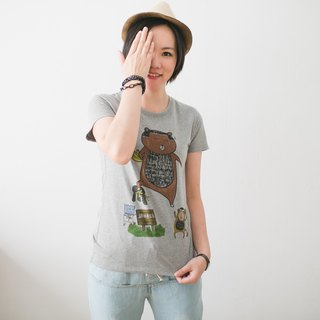 Gray Classic Short Sleeve T Sleeve_Shippi blessed