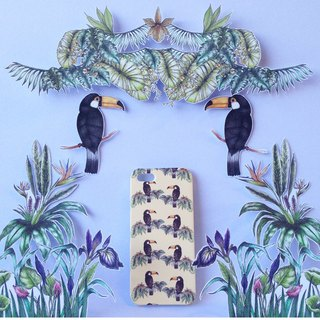 toucan Iphone5/5s case