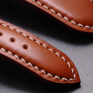 Cans handmade small Pei strap custom Japanese new Cordova whiskey color horse hip leather
