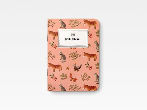 【Clap Clap】Farm Animals Notebook