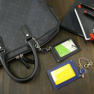 革職人 LEATHER FACTORY【Reel Pass Card Case w. ID Window】Made in Japan