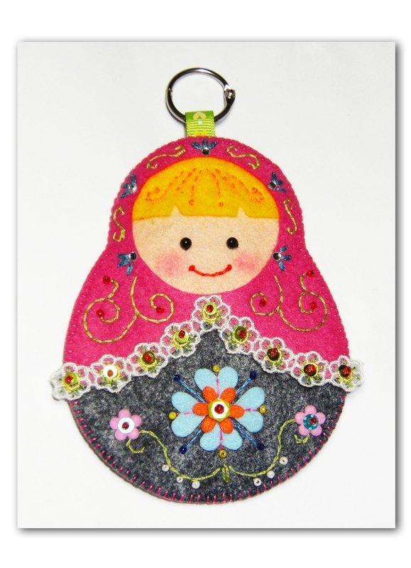 Russian doll card sets # 011