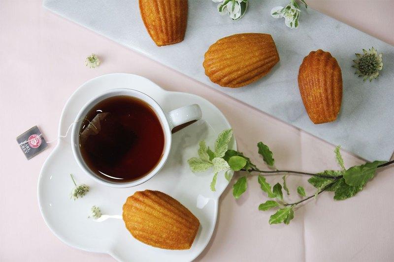 蜂蜜瑪德蓮   用台灣本土龍眼蜜完美詮釋法國傳統甜食