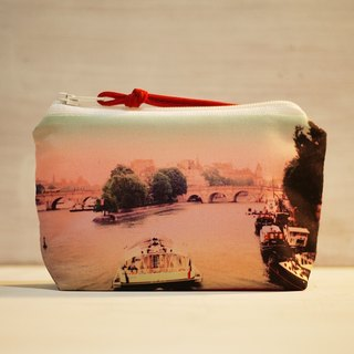 [Good] to travel purse ◆ ◇ ◆ ◆ ◇ ◆ Seine Scenery