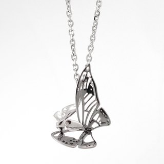 BUTTERFLY- Butterfly Hollow Necklace /Jewelry