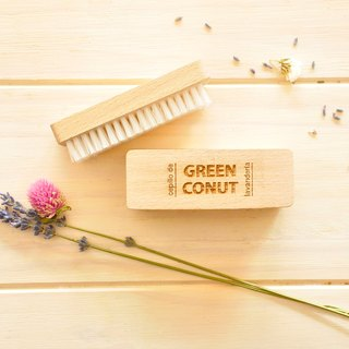 Green Purifying Series - Wooden Soft Collar Collar Brush