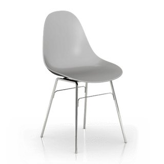 TOOU Side Chair (灰色)