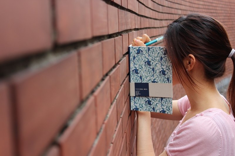 TAIWAN DNA A5筆記本