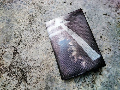 'way after rain'-passport holder