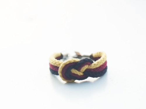 Sailor's Knot Bracelet - Germary Edition by Captain Ryan