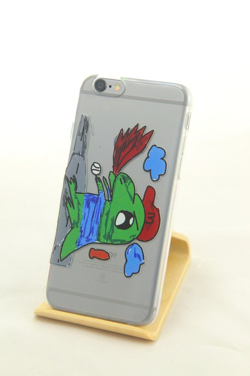 "Childlike series - Charizard meters lower than ""iPhone / Samsung / HTC / LG"" TPU phone Case"