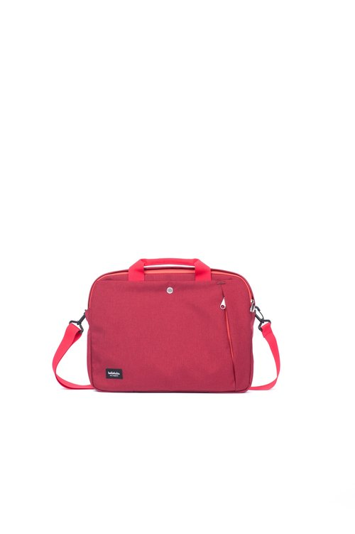 Hellolulu-JOSH-15-inch laptop protection package (Claret)