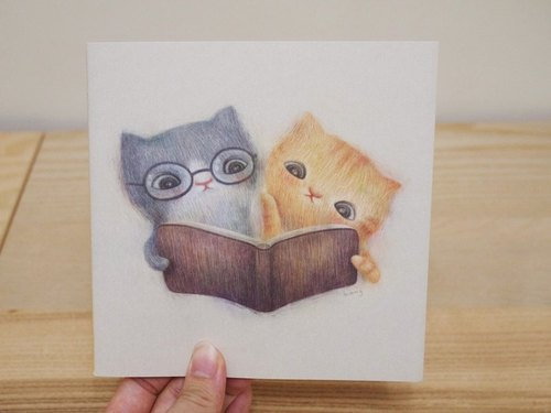 Letters furryfurry cat family cat] [read good books