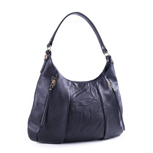 Patina Custom Sabina hobo bag handmade leather handbag shoulder bag · · side backpack