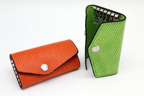 Serpentine Wallets -6 hole section