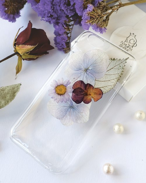 -Nymph Shine- Yahua Series Phone Case [purple]