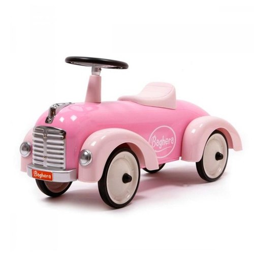 Baghera Rose pink sports car original version