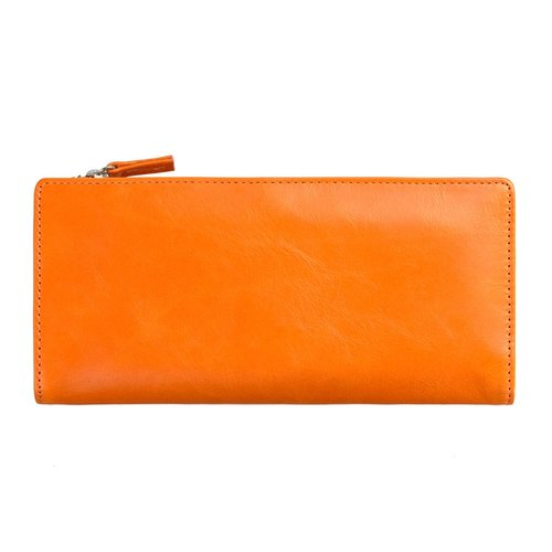 [Status Anxiety] DAKOTA long clip _Burnt Orange / burnt orange