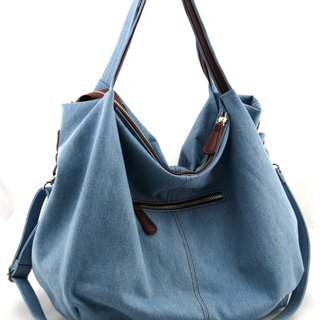 Love denim Denim Bag - Light Blue (Washing Cowboy)