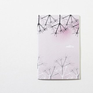 Maotu - pocket notebook (purple forest)