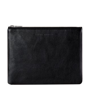 ANTI-HEROINE Clutch Black _Black