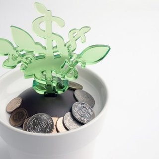 Money Tree (Green)