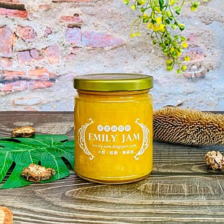 Love honey handmade jam - handmade jam - lemon pineapple jam 320g bottle