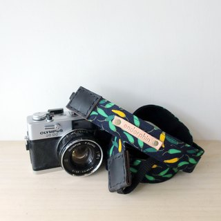 ENDORPHIN handmade camera strap (traveller collection- Mexico)
