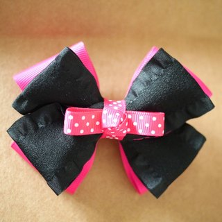 Minnie Minnie Mouse theme hairpin / hair band