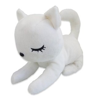 I love pooh, pooh cat hair doll (20cm) _White (IP1408202)