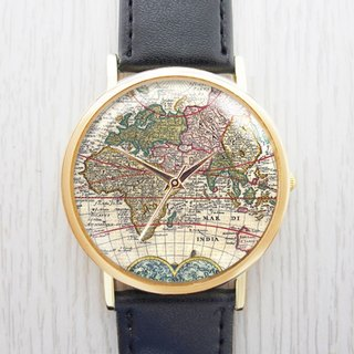 Pirates Nautical Map - Women's Watches/Men's Watches/Neutral Watches/Accessories [Special U Design]